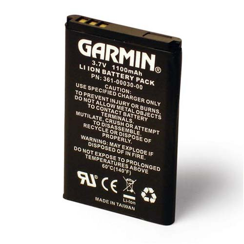 Garmin Lithium-Ion Battery for GPS 10x (010-10840-00)