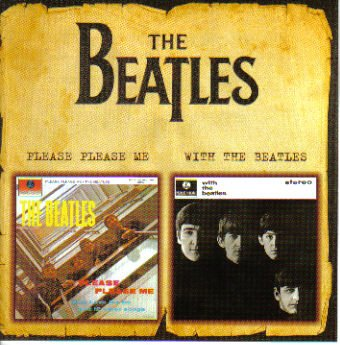 The Beatles - Please Please Me - With The Beatles (MFSL) - Zortam Music