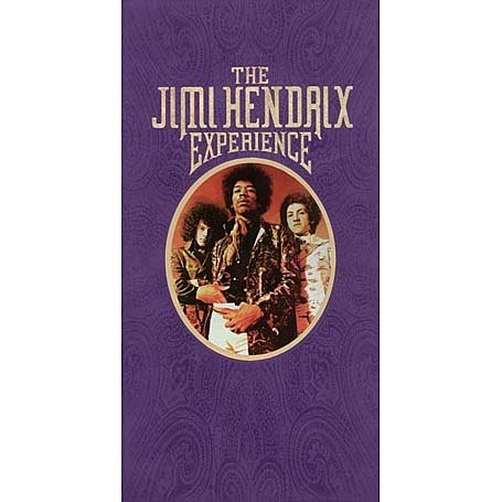 Jimi Hendrix - The Jimi Hendrix Experience (Box Set) - Zortam Music