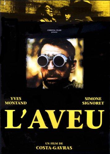 Признание / LAveu (Коста-Гаврас / Costa-Gavras) [1970, Франция, Италия, Политическаядрама, SATRip] DVO