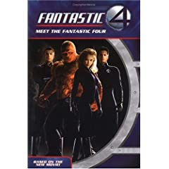 Fantastic Four: Meet the Fantastic Four (Festival Readers)