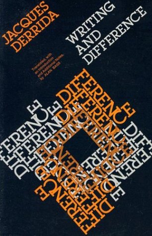 derrida writing and difference routledge taylor