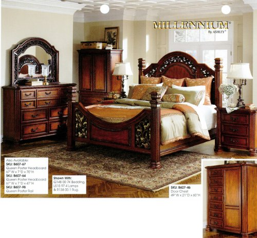 Bedroom Sets Bobs Furniture in addition Ashley Bedroom Furniture furthermore Queen Bedroom Set White Amazing Girls Furniture Sets additionally Furniture At Pier 1 Imports additionally Ashley Corona Park 4 Piece King Size. on discontinued ashley furniture bedroom sets