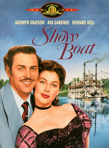 Show Boat / Плавучий театр (1951)