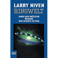 Umschlag von 'Ringwelt'