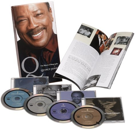 Quincy Jones - Q: The Musical Biography of Quincy Jones - Lyrics2You