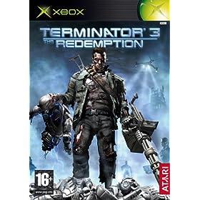 Terminator 3: Redemption (Xbox)