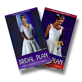 The Bridal Plan: Planning for Your Wedding,Two Tape Set