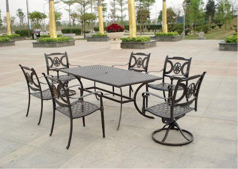 patio furniture at high hill design