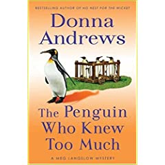 The Penguin Who Knew Too Much, Andrews, Donna