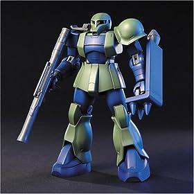 【クリックで詳細表示】ガンプラ HGUC 1/144 MS-05B ザクI (機動戦士ガンダム)