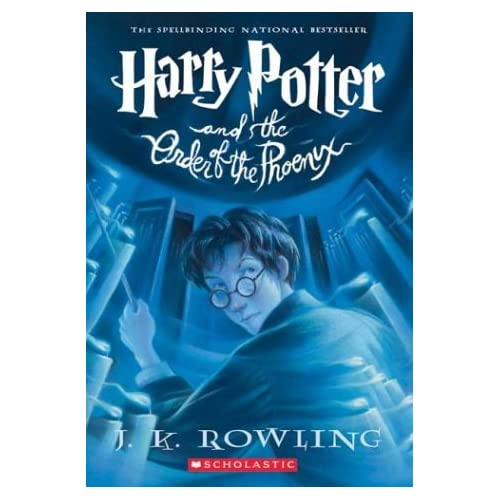 Harry Potter Book Lengths Pages : Martin s view book review harry potter and the order of