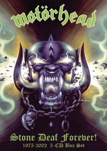 Motörhead - Stone Deaf Forever_ (disc 3_ 1987-1996) - Zortam Music