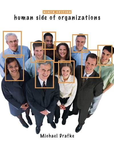 Human Side of Organizations, The (9th Edition)