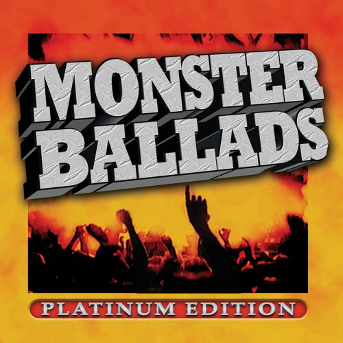 Original album cover of Monster Ballads: Platinum Edition by Various Artists