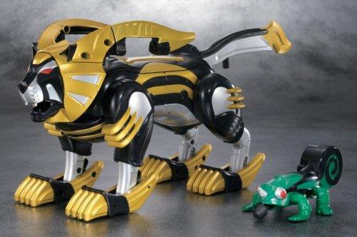 獣拳戦隊ゲキレンジャー 獣拳合体シリーズSP リンライオン&リンカメレオンセット