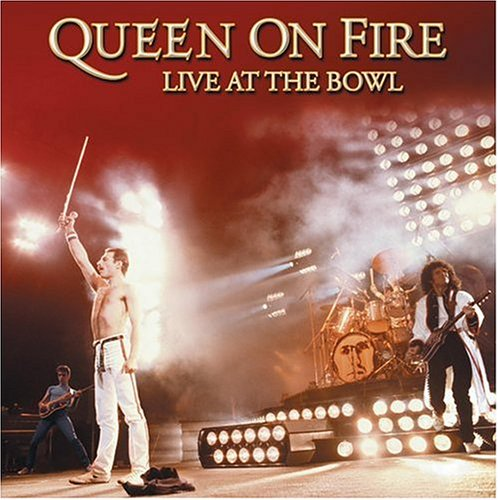 Queen - Queen On Fire: Live At The Bowl - Zortam Music