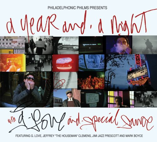 G. Love & Special Sauce - A Year and a Night with G. Love and Special Sauce - Zortam Music