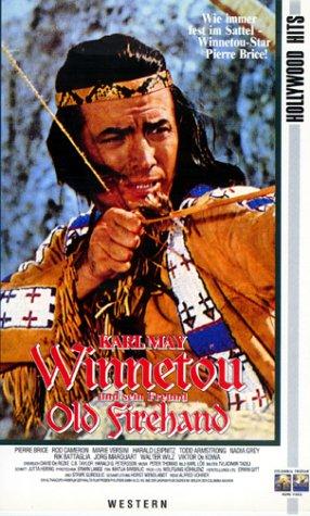 Winnetou und sein Freund Old Firehand / Winnetou: Thunder at the Border / Громовержец и Виннету / Виннету и его друг Огненная рука (1966)