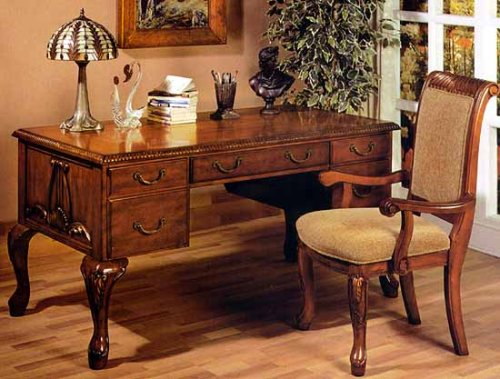 Harmony Writing Desk and Arm Chair