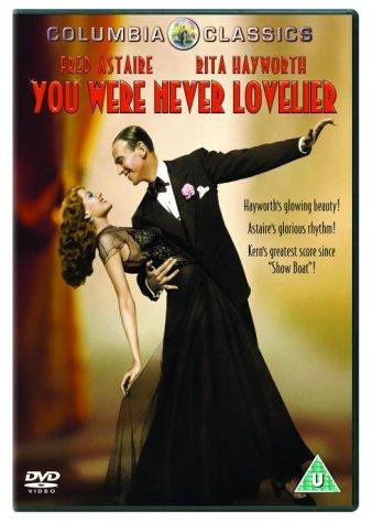 You Were Never Lovelier / Ты никогда не была восхитительнее (1942)