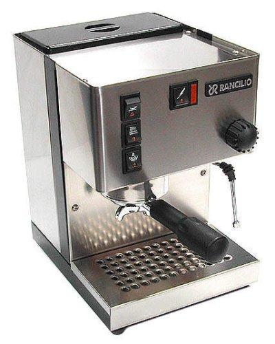 Rancilio Silvia Compare Reviews Coffee Machines Review
