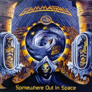 Gamma Ray - Somewhere Out In Space - Zortam Music