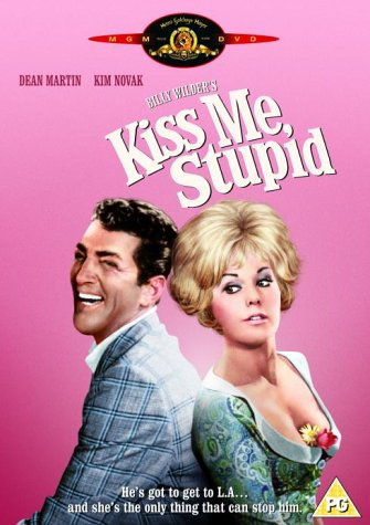 Kiss Me, Stupid / Поцелуй меня, глупенький (1964)