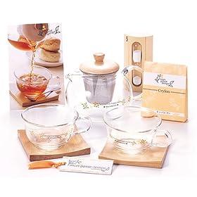 モンパスタン お気に入りの紅茶セット MP-012