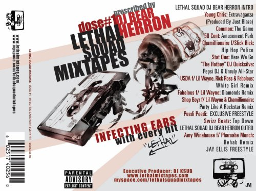 50 Cent - Lethal Squad Mixtapes - Dose #1 - Infecting Ears With Every Hit - Zortam Music
