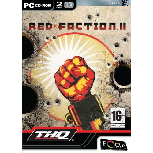 لعبة red faction 2