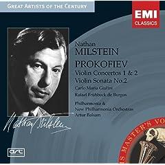 Oeuvres  pour violon de Prokofiev. 51WM8CXSJPL._AA240_