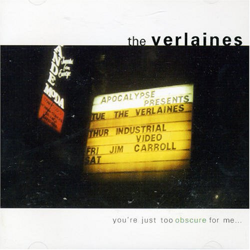 Verlaines - You