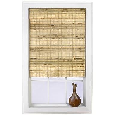 target bamboo roman shades