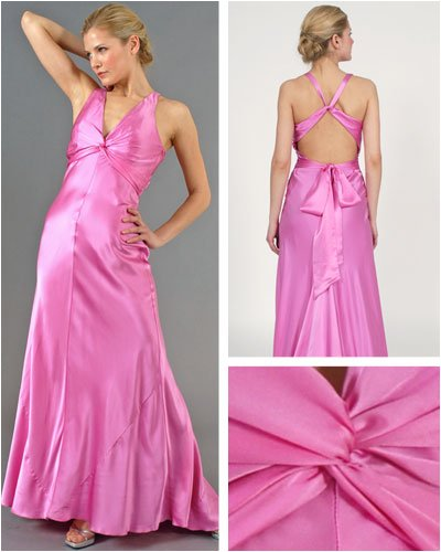 Pink and Fuchsia Prom Dresses