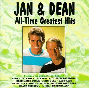 Jan & Dean - Jan & Dean - All-Time Greatest Hits - Zortam Music