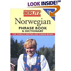 Berlitz Norwegian Phrase Book