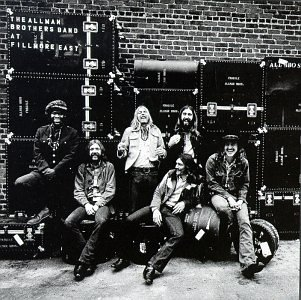Allman Brothers Band - The Allman Brothers at Fillmore East - Zortam Music