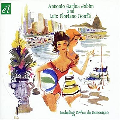 "Featured recording ""Antonio Carlos Jobim and Luiz Floriano Bonfá"""