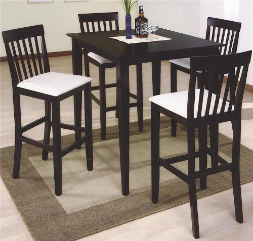 Home Office Furniture: Chelsea Square Pub Table Set by Home Line