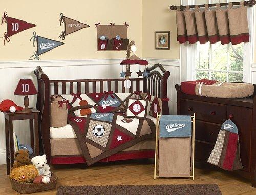baby boy cribs