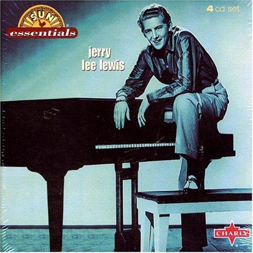 Jerry Lee Lewis - Sun Essentials/4cd - Zortam Music