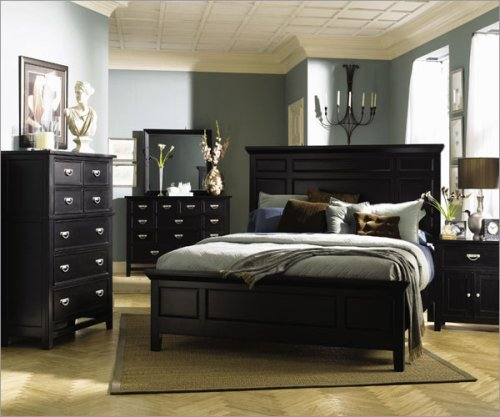 Klaussner Furniture Ashton Panel Bedroom Set Ashton Bedroom Series