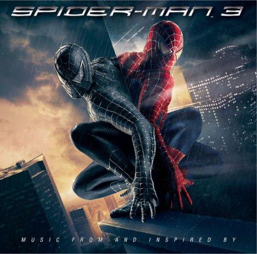 蜘蛛侠3:灵感来自的音乐