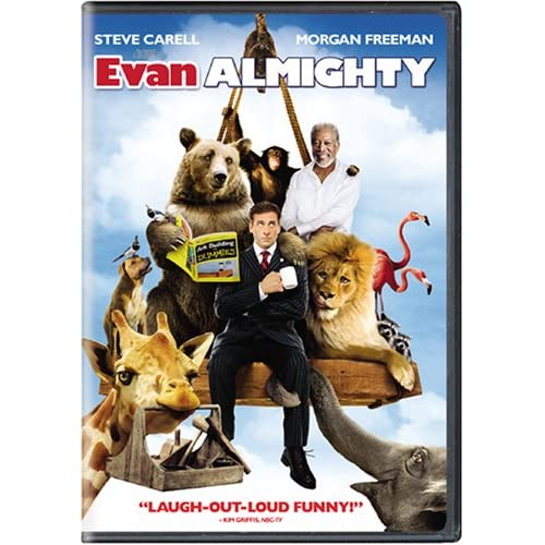 Evan Almighty[2007]DvDrip[Eng] preview 0