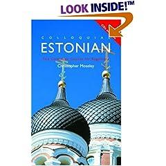 Colloquial Estonian: A Complete Language Course