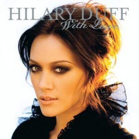 With Love Pt.2 by Hilary Duff album cover