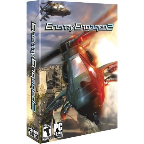 لعبة حرب طائرات Enemy Engaged 2 عملاقة بحق عملاقة