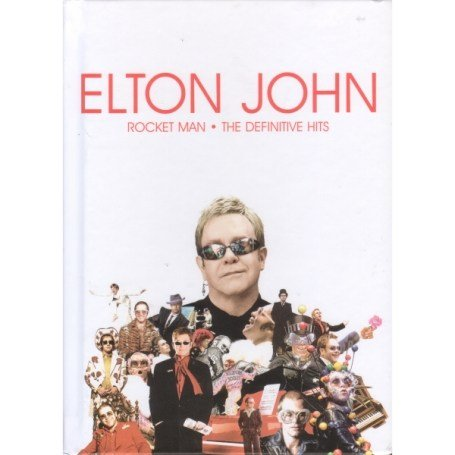 Elton John - Rocket Man: The Definitive Hits - Zortam Music