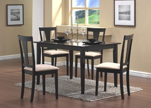 Dining Room Sets Black Finish